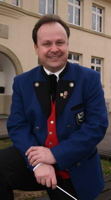 Dirigent Joachim Nägele